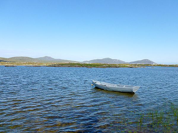 Loch Hallan, South Uist
