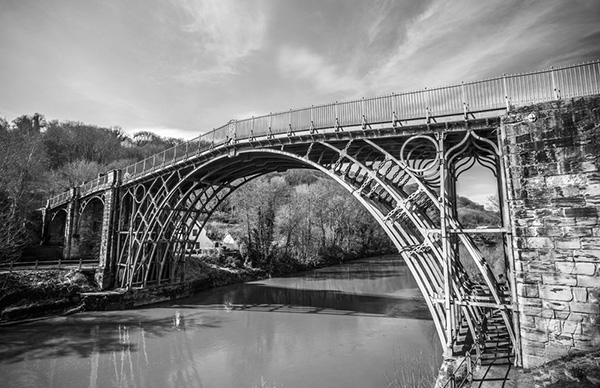 The Ironbridge, Shropshire