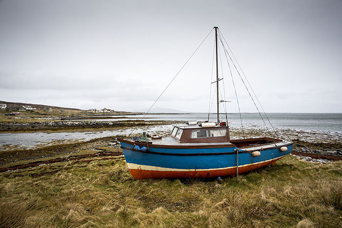 Berneray Boat