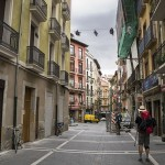 Pamplona, Camino de Santiago