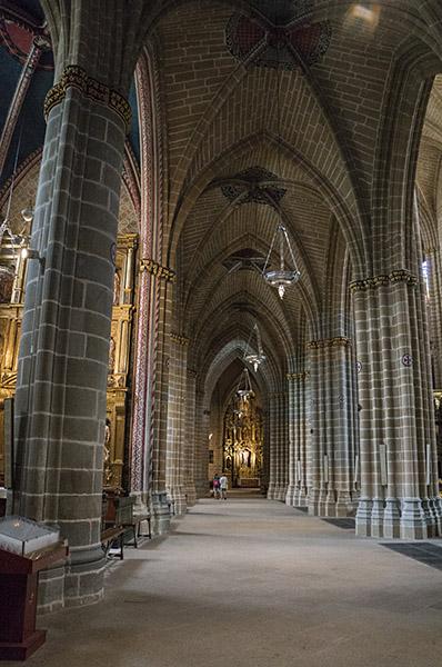 Pamplona, Camino de Santiago, cathedral
