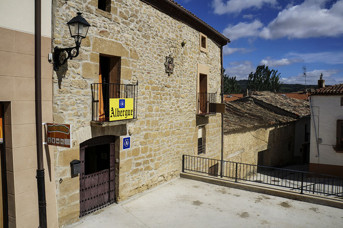 Casa Mágica, Villatuerta, the very best albergue on the Camino de Santiago!