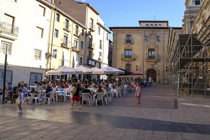 Logroño, Camino de Santiago