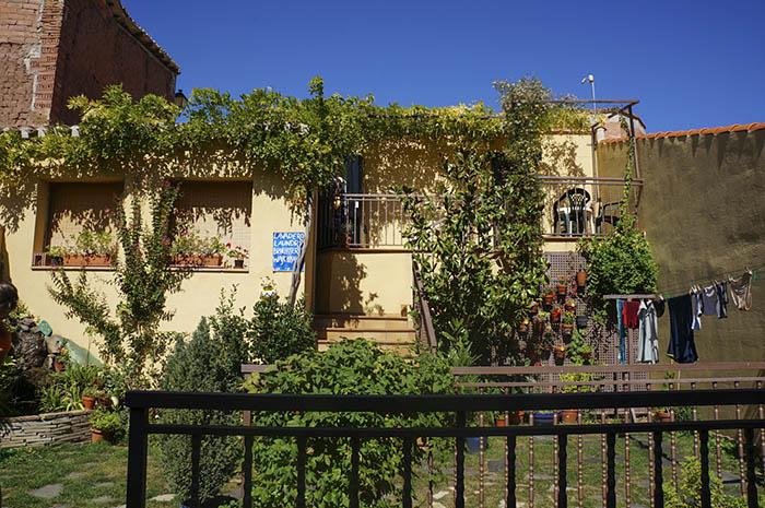 San Saturnino albergue, Ventosa, Camino de Santiago