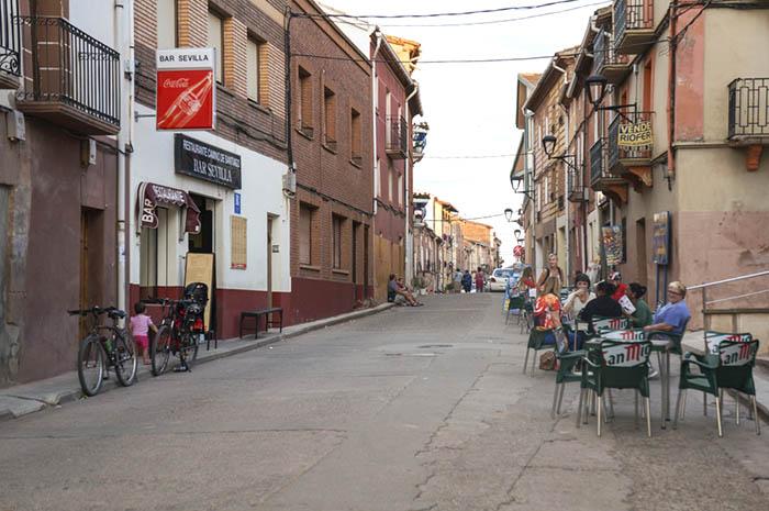 Azofra, Camino de Santiago